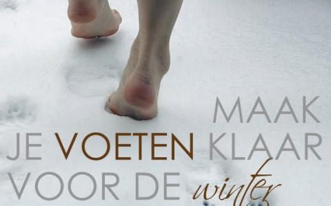 Laat je voeten deze winter niet in de kou staan